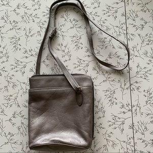 Derek Alexander | crossbody leather bag